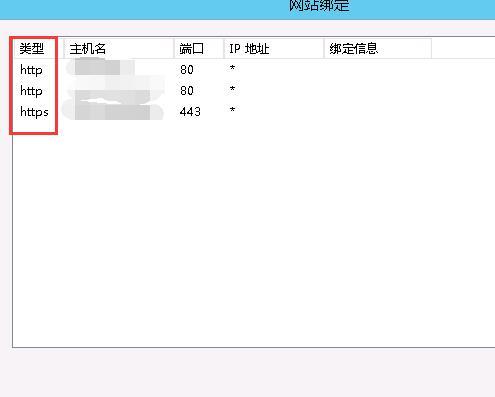 Windows server 2012 iis8.0如何添加站点绑定域名