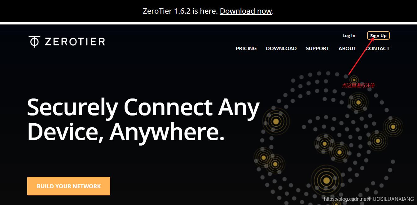 ZeroTier远程软件