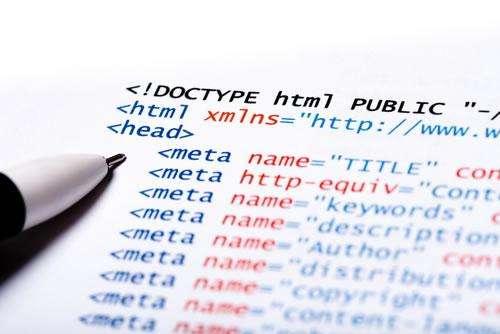 网页meta标签中http-equiv属性的属性值