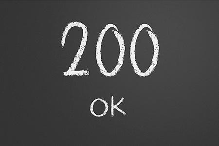 200状态码