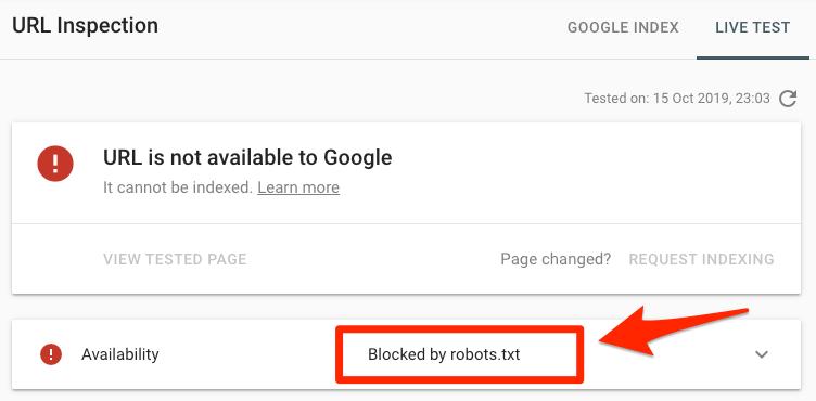 robots.txt拦截蜘蛛爬取URL