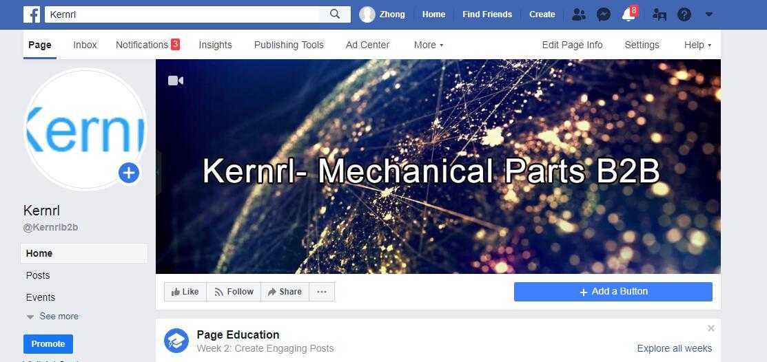 Facebook账号注册与登录