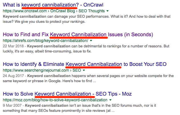 话题长尾关键词搜索结果