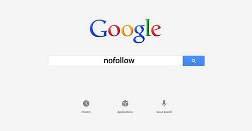 谷歌nofollow标签