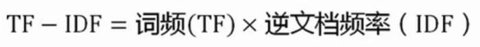 计算TF-IDF