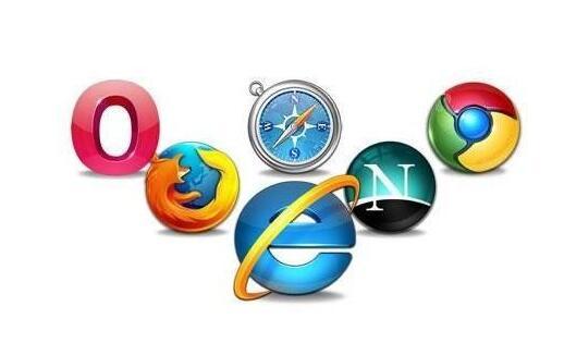 目前常用的web浏览器
