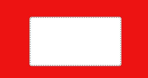 两个圆角矩形方框