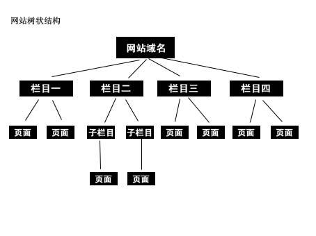 网站目录结构