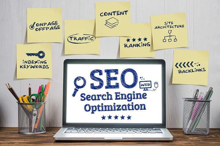 网站SEO搜索引擎优化